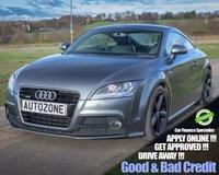 2012 AUDI TT 2.0 TDI QUATTRO S LINE 2d 170 BHP £11995.00