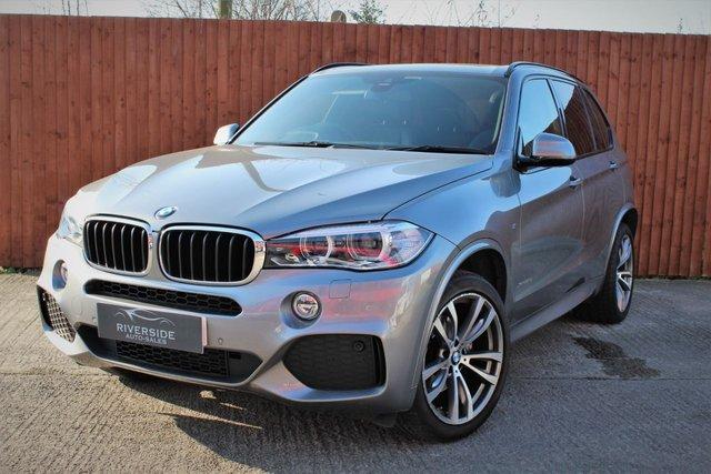 2015 BMW X5 3.0 XDRIVE30D M SPORT 5d AUTO 255 BHP