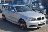 2010 BMW 1 SERIES 2.0 118D M SPORT 2d 141 BHP £6795.00