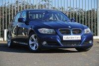 2011 BMW 3 SERIES 2.0 320D EFFICIENTDYNAMICS 4d 161 BHP £8745.00