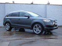 2012 AUDI Q7 3.0 TDI QUATTRO S LINE PLUS 5d AUTO 245 BHP £19350.00