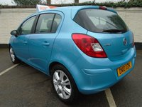 USED 2010 10 VAUXHALL CORSA 1.4 SE 5d 98 BHP GUARANTEED TO BEAT ANY 'WE BUY ANY CAR' VALUATION ON YOUR PART EXCHANGE