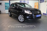 2015 VOLKSWAGEN TIGUAN 2.0 MATCH TDI BLUEMOTION TECHNOLOGY 4MOTION 5d 139 BHP £9989.00