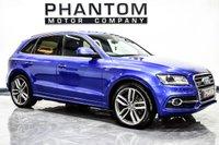 USED 2015 65 AUDI Q5 3.0 SQ5 TDI QUATTRO 5d AUTO 309 BHP