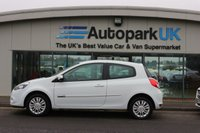 USED 2012 62 RENAULT CLIO 1.1 EXPRESSION PLUS 16V 3d 75 BHP LOW OR NO DEPOSIT FINANCE AVAILABLE.