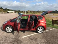 USED 2015 15 HONDA JAZZ 1.3 I-VTEC ES PLUS 5d AUTO 99 BHP