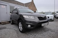 2011 HYUNDAI SANTA FE Premium 2.2 CRDi Auto 5dr ( 194 bhp ) £SOLD