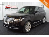 USED 2015 LAND ROVER RANGE ROVER 3.0 TDV6 VOGUE 5d AUTO 258 BHP