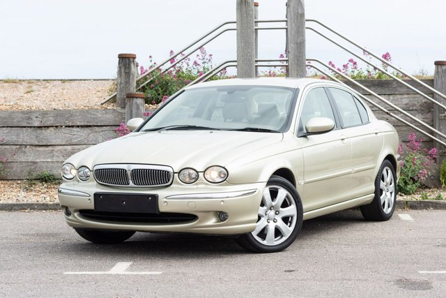 2006 06 JAGUAR X-TYPE 3.0 V6 SOVEREIGN AWD 4d AUTO 231 BHP