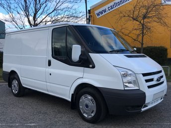 2011 FORD TRANSIT 2.2 T280 SWB LOW ROOF VAN [ LOW MILEAGE ] TDCi FWD  £6450.00