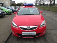 2010 VAUXHALL ASTRA 1.4 EXCLUSIV 5d 98 BHP £3500.00