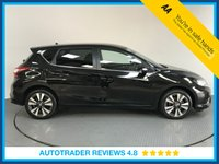USED 2015 65 NISSAN PULSAR 1.2 N-TEC DIG-T XTRONIC 5d AUTO 115 BHP ONE OWNER - FULL SERVICE HISTORY - REAR CAMERA - BLUETOOTH - DAB - AUX/USB CONNECTIVITY
