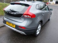 USED 2014 64 VOLVO V40 1.6 D2 CROSS COUNTRY LUX 5d AUTO 113 BHP ++LOW DIESEL AUTOMATIC++