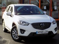 USED 2015 65 MAZDA CX-5 2.2d SE-L Nav 5dr Auto ** Automatic with Sat Nav **