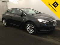 2013 VAUXHALL ASTRA 1.4 GTC SRI 3d AUTO 138 BHP £6885.00