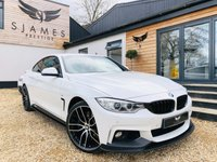 USED 2015 65 BMW 4 SERIES 3.0 435D XDRIVE M SPORT 2d AUTO 309 BHP