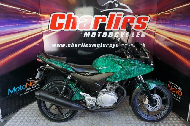View our HONDA CBF