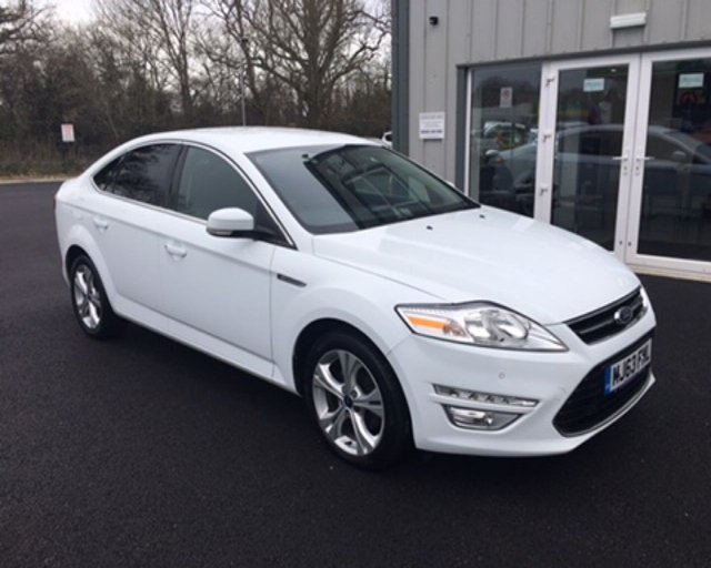 2013 63 FORD MONDEO 2.0 TDCI TITANIUM X BUSINESS EDITION AUTOMATIC 163 BHP
