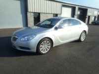 2012 VAUXHALL INSIGNIA 2.0 SE NAV CDTI 5d AUTO 157 BHP SAT NAV £4691.00