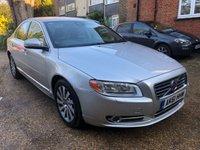 2011 VOLVO S80 2.0 D3 SE 4d AUTO 161 BHP £5445.00