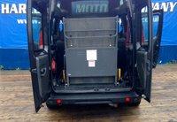 USED 2009 09 FIAT DOBLO 1.9 JTD ACTIVE H/R 5d 120 BHP WHEEL CHAIR ACCESS