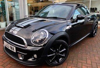 2013 MINI COUPE 1.6 COOPER S 2d 181 BHP £7950.00