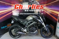 2015 YAMAHA MT  MT 125 ABS  £2895.00