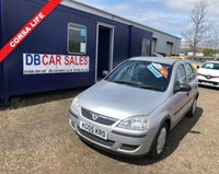 USED 2005 05 VAUXHALL CORSA 1.2 LIFE 16V TWINPORT 5d 80 BHP NO DEPOSIT AVAILABLE, DRIVE AWAY TODAY!!