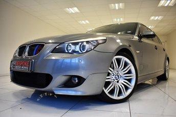 2009 BMW 5 SERIES 535D 3.0 M SPORT AUTOMATIC £12750.00
