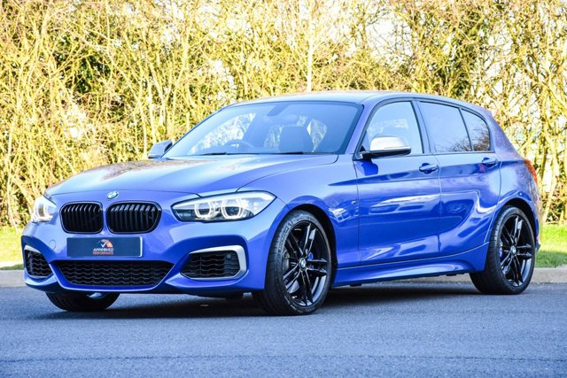 2018 18 BMW 1 SERIES 3.0 M140I SHADOW EDITION 5d AUTO 335 BHP