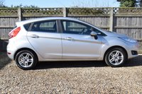 USED 2013 63 FORD FIESTA 1.2 ZETEC 5d 81 BHP Free 12  month warranty