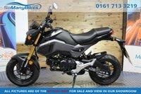 USED 2018 18 HONDA MSX MSX 125 A-H ABS - 10 BHP - 1 Owner bike