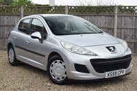 USED 2010 59 PEUGEOT 207 1.4 S 5d 95 BHP Free 12  month warranty
