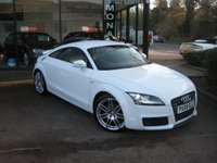 2009 AUDI TT 2.0 TDI QUATTRO S LINE SPECIAL EDITION 2d 170 BHP £9290.00