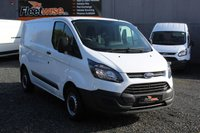 USED 2017 66 FORD TRANSIT CUSTOM 2.0 270 LR P/V 1d 104 BHP
