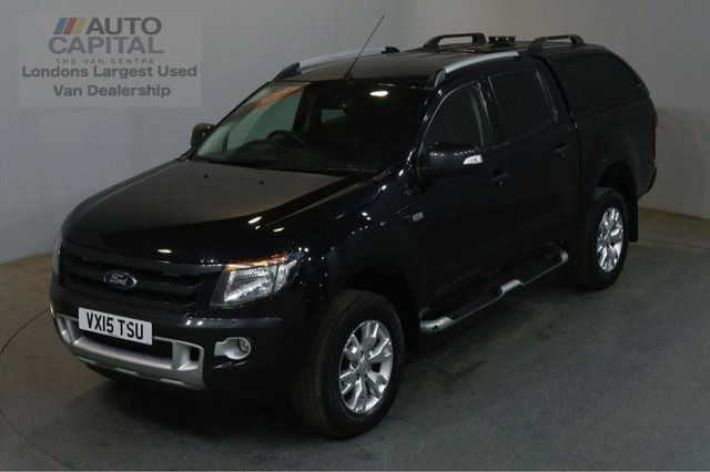 2015 15 FORD RANGER 3.2 WILDTRAK 4X4 DCB TDCI LWB AUTO 197 BHP AIR CON SAT NAV PICK UP AIR CONDITIONING REVERSE CAMERA
