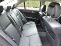USED 2008 58 MERCEDES-BENZ C CLASS 1.8 C180 Kompressor Elegance 4dr LOW MILES...FSH...LEATHER
