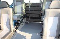 USED 2015 15 VAUXHALL VIVARO 1.6 COMBI CDTI 5d 90 BHP 7 SEATER with WHEELCHAIR RAMP ACCESS