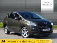 USED 2011 11 PEUGEOT 3008 1.6 SPORT 5d 120 BHP JUST ARRIVED,DETAILS TO FOLLOW
