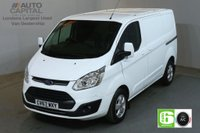 USED 2017 67 FORD TRANSIT CUSTOM 2.0 290 LIMITED 130 BHP L1 H1 SWB EURO 6 AIR CON VAN AIR CONDITIONING EURO 6 LTD