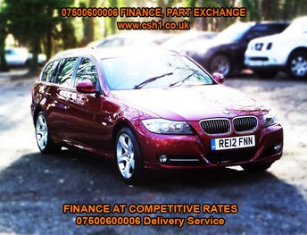 2012 BMW 3 SERIES 2.0 318D EXCLUSIVE EDITION TOURING 5d 141 BHP £6685.00