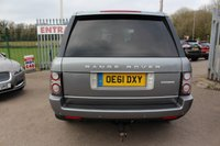 USED 2012 61 LAND ROVER RANGE ROVER 4.4 TDV8 AUTOBIOGRAPHY 5d AUTO 313 BHP