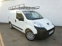 USED 2014 14 PEUGEOT BIPPER 1.3HDI PROFESSIONAL 79 BHP NON S/S EURO5