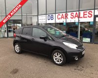 USED 2014 14 NISSAN NOTE 1.2 ACENTA PREMIUM 5d 80 BHP NO DEPOSIT AVAILABLE, DRIVE AWAY TODAY!!