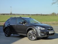 USED 2015 15 SUBARU XV 2.0 I SE 5d AUTO 150 BHP 1 OWNER, LOW MILES, FULL HISTORY