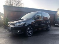 USED 2015 15 VOLKSWAGEN CADDY 2.0 C20 TDI Highline 140ps 6 speed Low Mileage NO VAT Finance arranged with low deposit HP and Balloon payments plans available