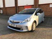 2014 TOYOTA PRIUS PLUS 1.8 HYBRID VVTI 5d AUTO 7 SEATS £SOLD