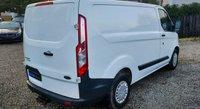 USED 2014 14 FORD TRANSIT CUSTOM 2.2 270 LR P/V 1d 124 BHP CREW CAB