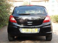 USED 2010 10 VAUXHALL CORSA 1.2 ENERGY CDTI ECOFLEX 5d 93 BHP IDEAL FIRST CAR FSH A/C VGC
