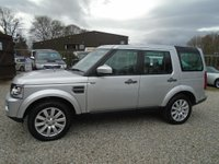 USED 2015 15 LAND ROVER DISCOVERY 3.0 SD V6 SE (s/s) 5dr ***7 Seater***